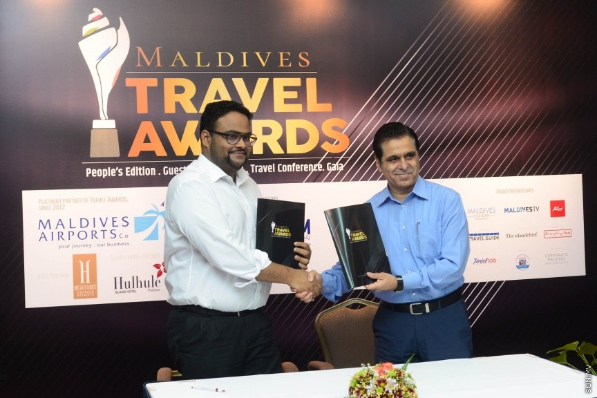 Maldives Travel Awards 2017 launched; partnership agreements signed