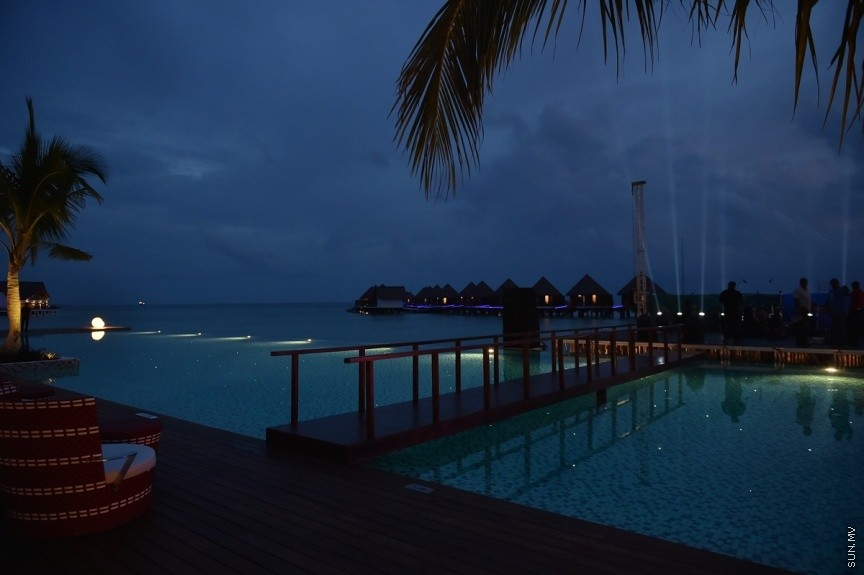 Mercure Hotels Maldives Kooddoo First Resort With Airport