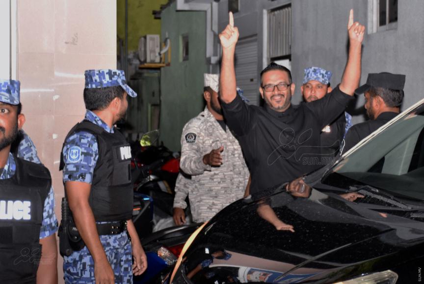 Adeeb Transferred To House Arrest Once Again Sunonline International