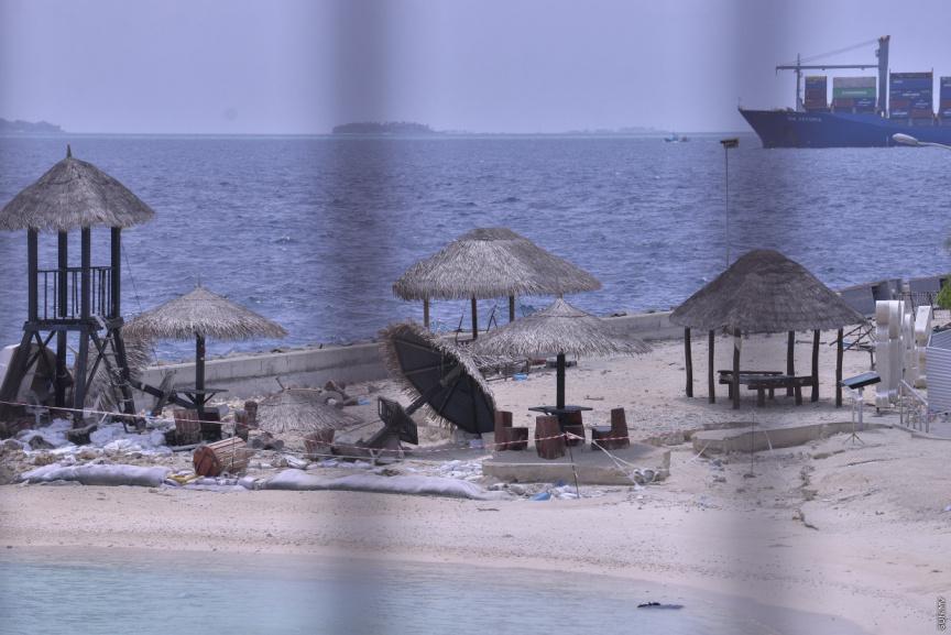 Погода на Мальдивах по месяцам