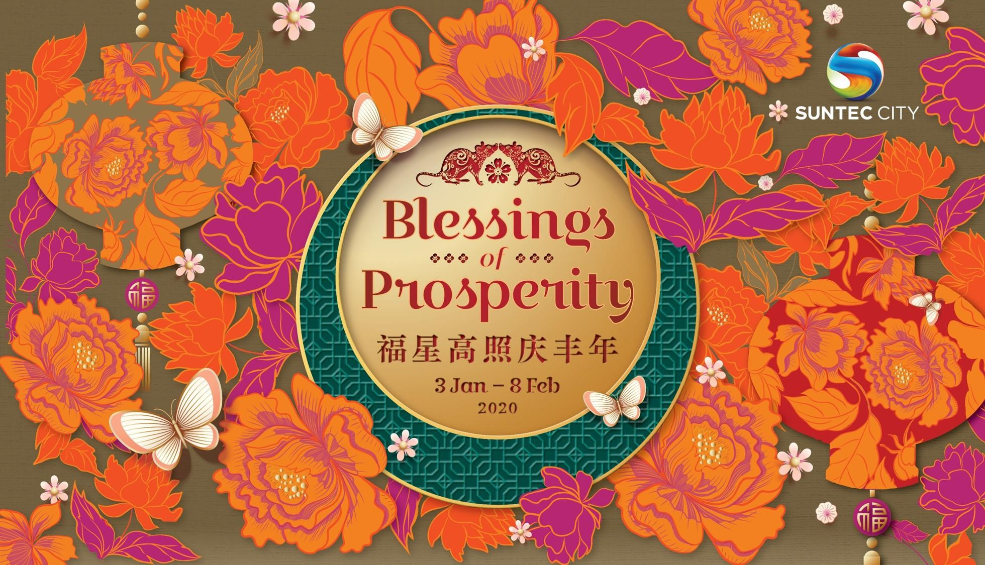 Blessings of Prosperity