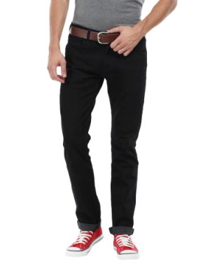 Canopus Black Men Jeans