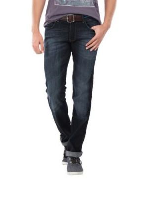 Canopus Dark Blue Men Jeans