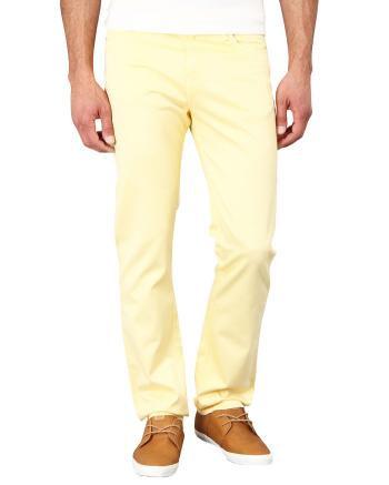 Yepvi Sun Shower Slim Fit Chino Trousers For Men