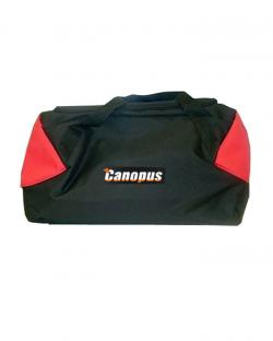 Canopus Kit Bag (Black & Red)