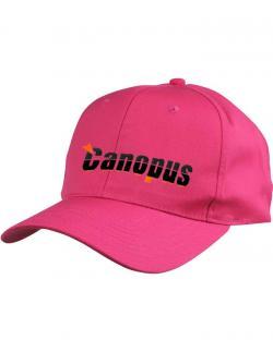 Canopus Men Pink Cap