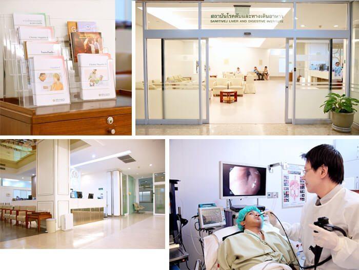 Gastroenterologist Specialist in Bangkok