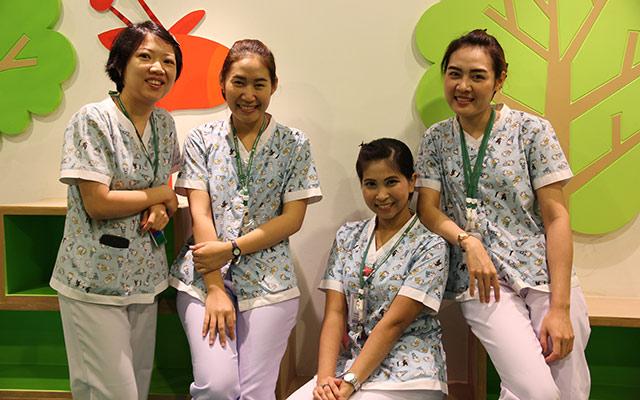 หางาน ผู้ช่วยพยาบาล