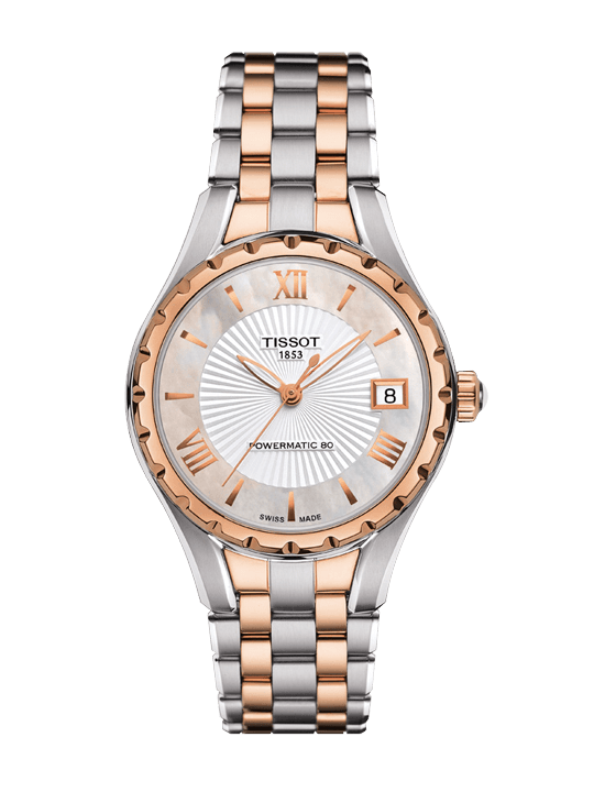 Tissot Lady T072 Automatic - Swiss Watch Gallery  af150584f7