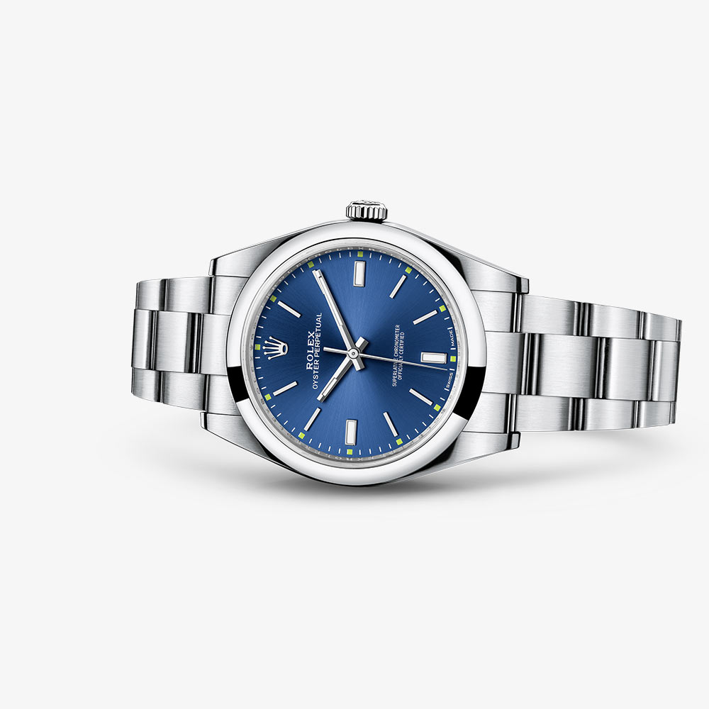 a06dc8ebd05 Oyster Perpetual 39 - Swiss Watch Gallery