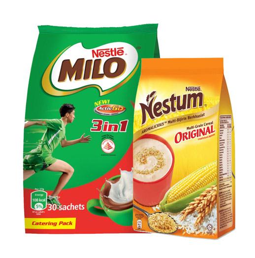 Milo Nestum Promo