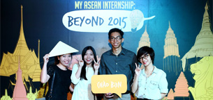 BFM 89.9 Evening Edition Spotlight on myASEANinternship