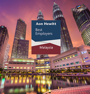 Aon Hewitt Best Employers-Malaysia Awards