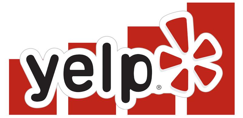 Yelp là mạng xã hội phổ biến