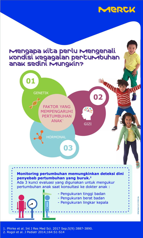 Leaflet Infogragik Saizen model 1 2 3 Final 1 Kenali salah satu penyebab anak pendek, bisa jadi akibat gangguan hormon!