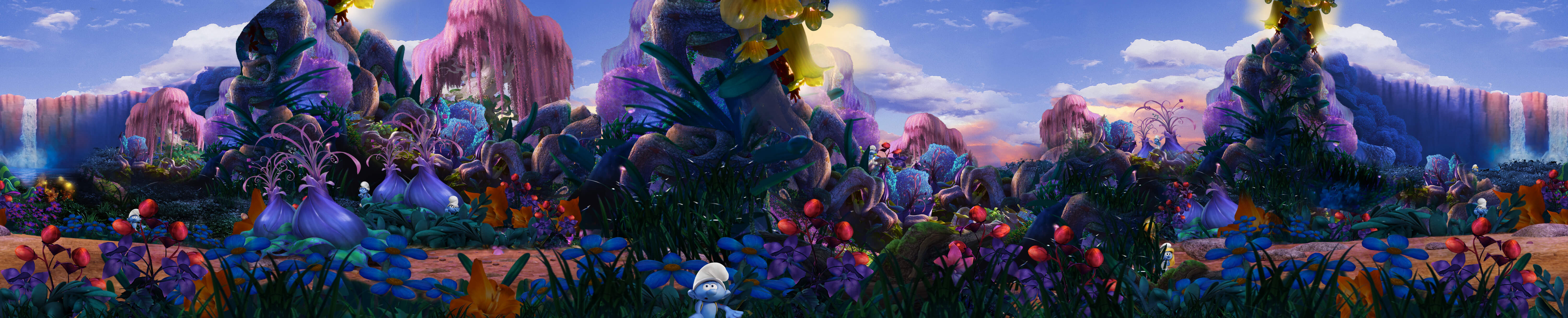 """5 Super fun facts about the Smurfs you should know before catching """"Smurfs: The Lost Village"""""""