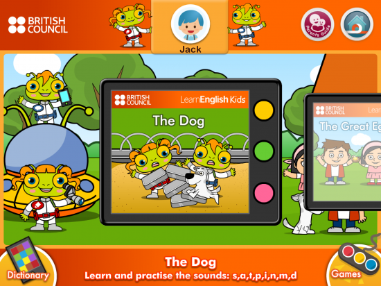 British Council releases an English Phonics App for Kids
