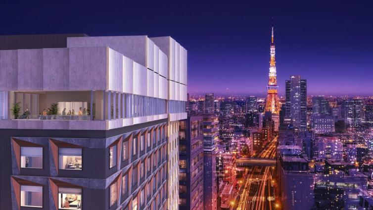 Mitsui Garden Hotel Roppongi Tokyo Premier