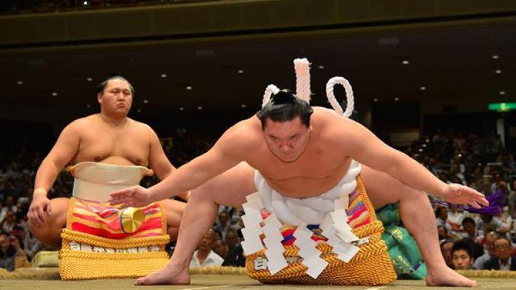 〈1Day Tour〉Tokyo Sumo Tournament & Tokyo Downtown Sightseeing