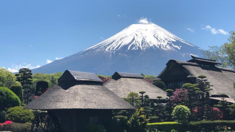 〈1Day Tour〉Mt. Fuji  & Gotemba Outlets 1-Day Tour [Chinese Audio]