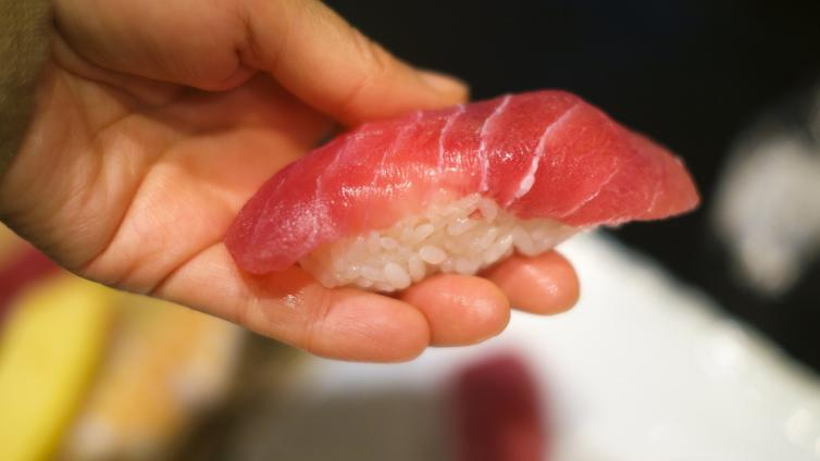 〈About 1.5 hours Activity〉Nigiri Sushi Experience and all-you-can-eat in Namba