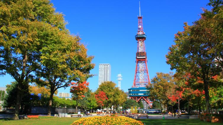 〈4Days PKG〉Sapporo Free and Easy Package