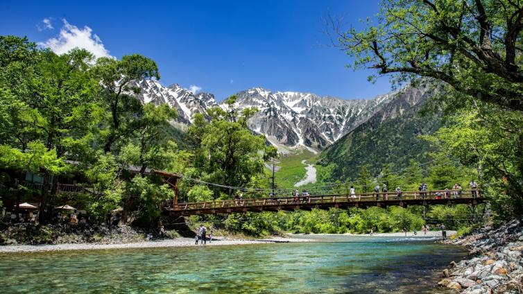 〈1Day Tour〉Kamikochi, Nagano Prefecture (With Bento Box Lunch, Round Trip from Nagoya)