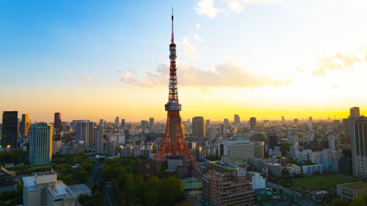 〈6Days PKG〉 Tokyo Free and Easy Package (☆☆☆)