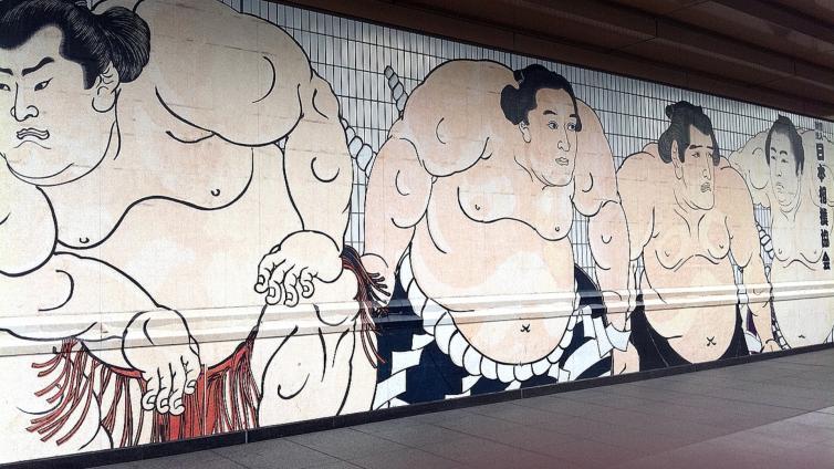 <Afternoon Tour> Sumo Tour: Tokyo Tournament