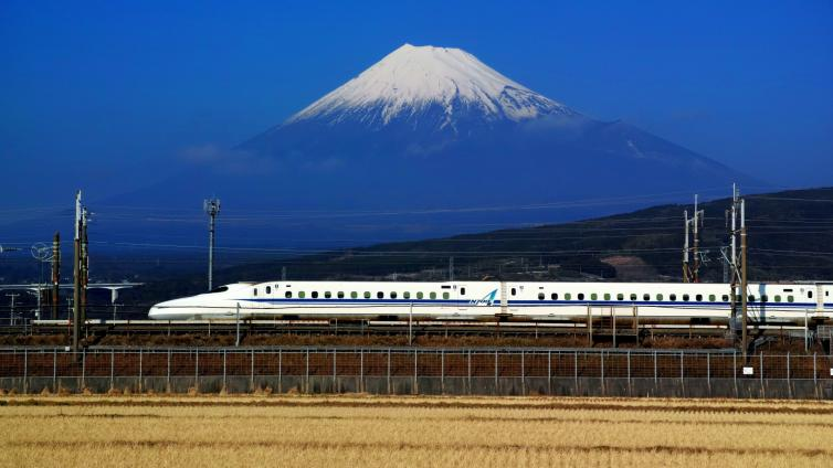 〈5Days PKG〉Tokyo/Mt.Fuji/Osaka Tour including Bullet Train Ride (☆☆☆)