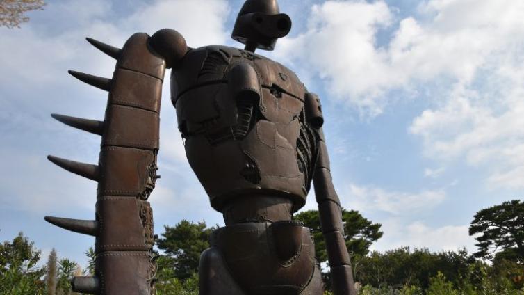 Ghibli Museum & Ghibli Film Appreciation Bus Tour