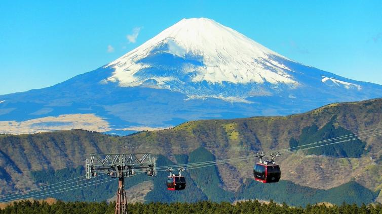 〈1Day Tour〉Mt. Fuji & Hakone Tour with Lunch by Coarch