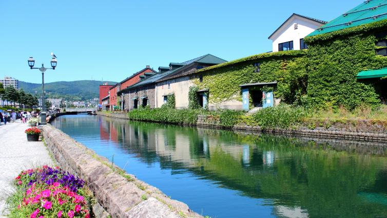 〈1Day Tour〉Otaru Bay Story Bus Tour with Lunch[Chinese Speaking]