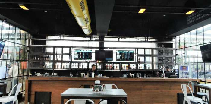 The Bar Stock Exchange at Bandra