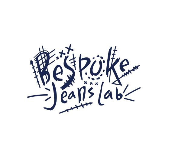 BESPOKE JEANS LAB. logo