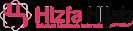 Hizfa Hijab logo
