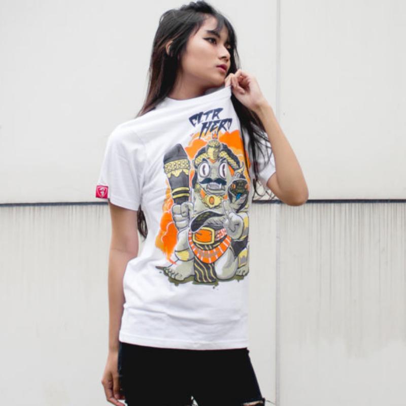 Kaos Distro Keren Budaya Indonesia Gupala