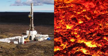 【能源科技】冰島將鑽出全球最熱深井挖掘岩漿,望發展地熱能發電