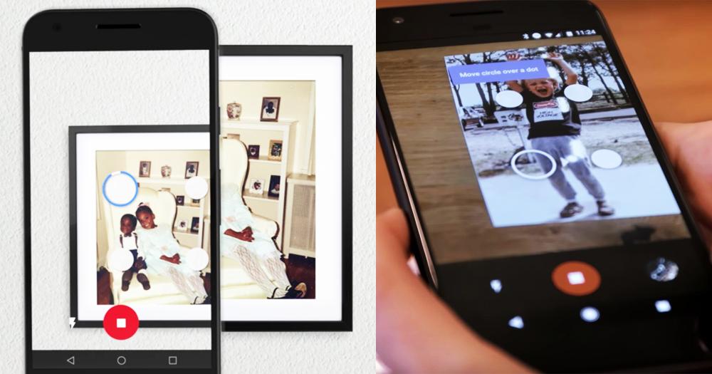 【再見傳統掃描器】Google PhotoScan APP:輕鬆掃描出還原度高老照片