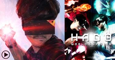 【AR】運動遊戲HADO:帶你走入魔法世界,隨意召喚保護屏障都沒有問題