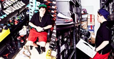 【小孩創業家】16歲男孩成球鞋名人:創年營收近百萬的球鞋事業