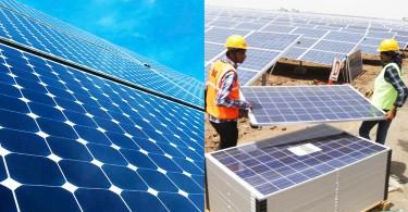 【再生能源】只花了8個月時間完成工程,世界最大太陽能發電站於印度完工
