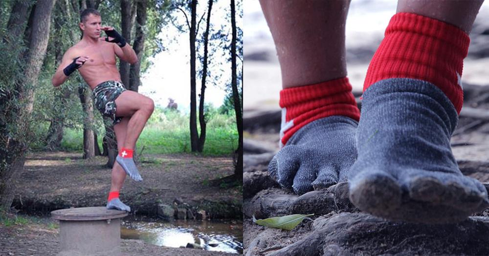 【攀山涉水必備】比鋼鐵強韌15倍,FYF襪可當鞋穿走天涯