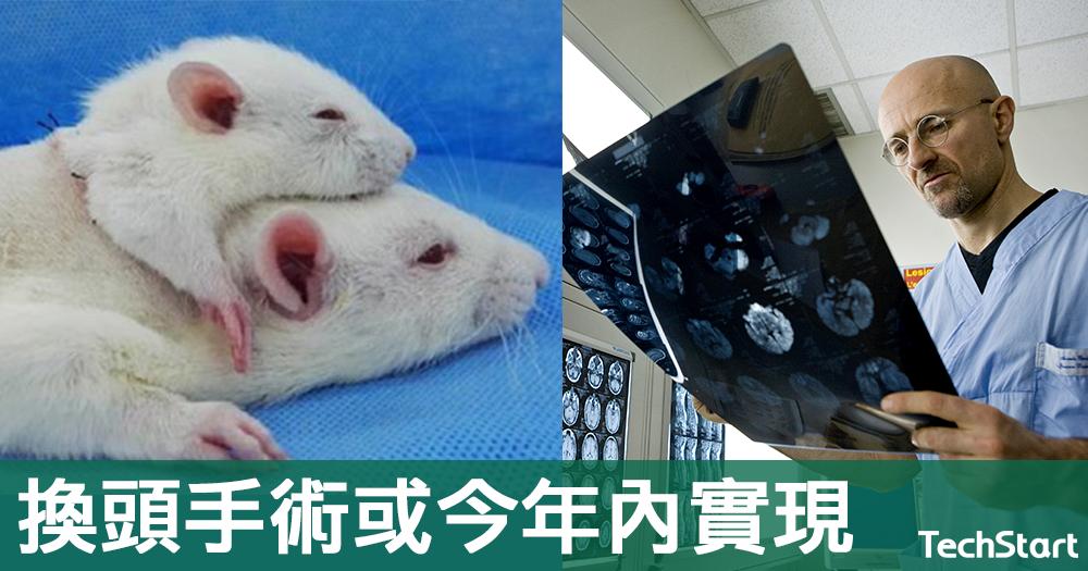【恐怖醫學】史上首宗換頭手術或今年內實現,中國人自願做白老鼠
