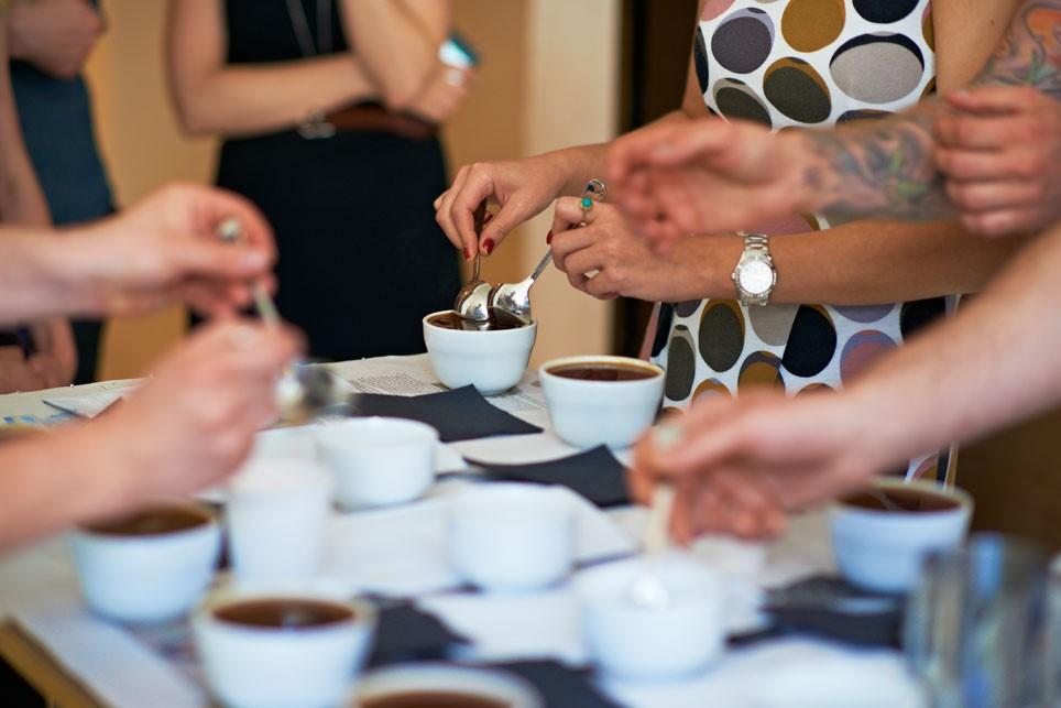 Collaborative Coffee Source