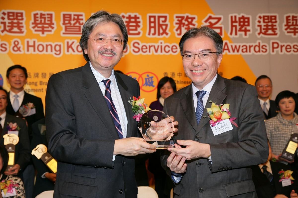 香港品牌發展局