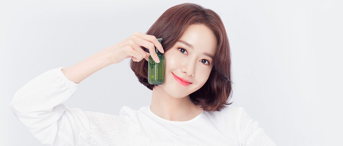 innisfree Green Tea Seed Serum ASEAN WHydration event Yoona Singapore