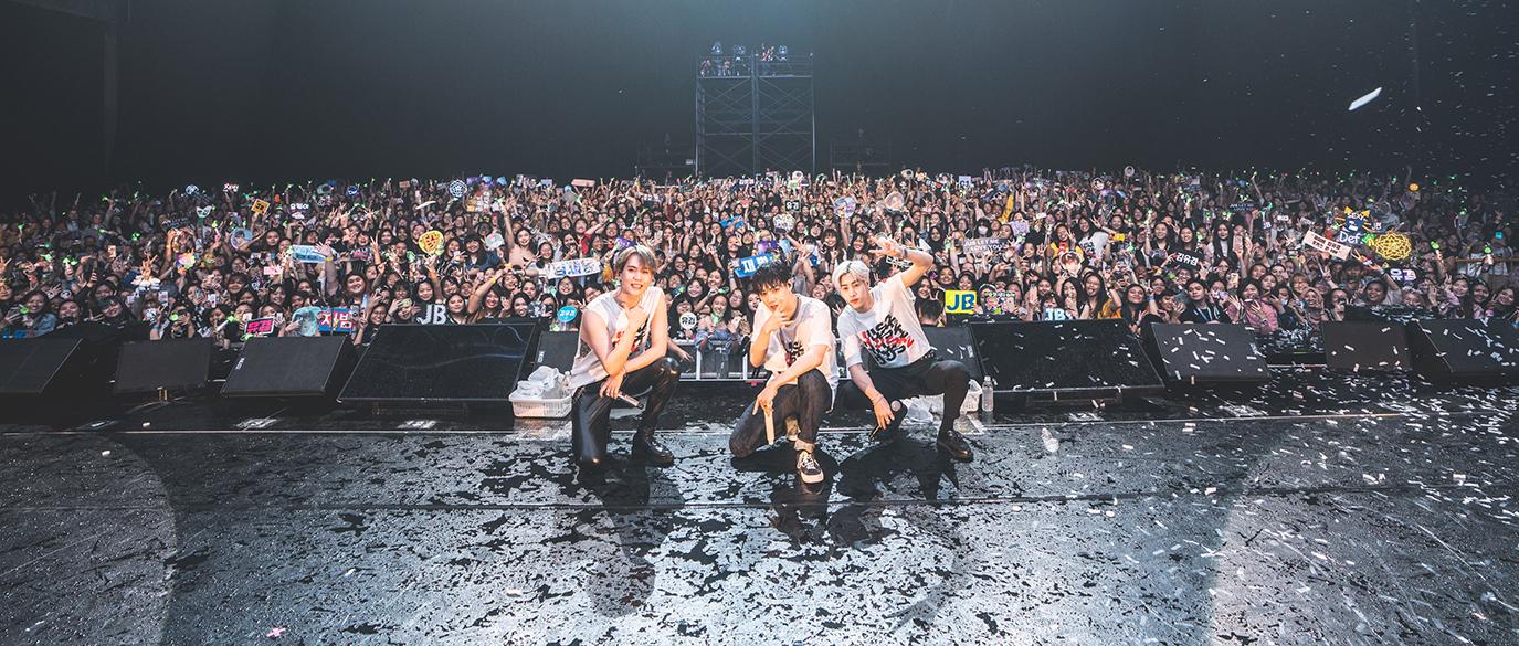 JUS2 FOCUS Premiere Showcase Tour in Singapore Featured