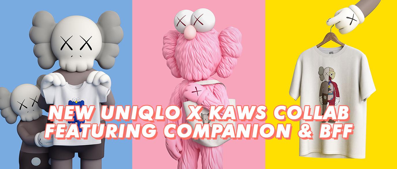 UNIQLO KAWS SUMMER Collection