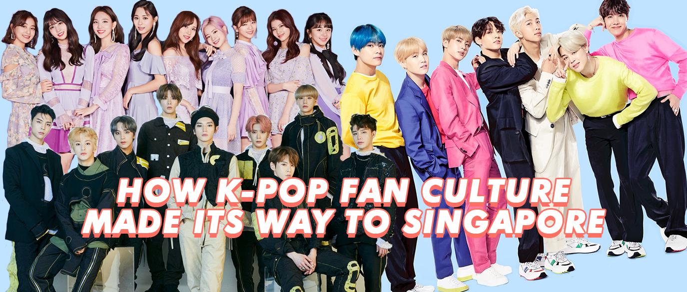 Inside The Fascinating Fandom Culture Of K-pop Fans In
